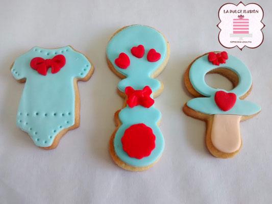 Galletas Decoradas Y Personalizadas Tartas Y Candy Bar En