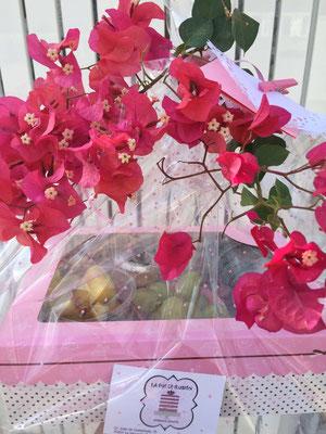 Desayuno a domicilio. Desayuno sorpresa en Cartagena. Repostería creativa recién hecha. Desayuno cumpleaños.