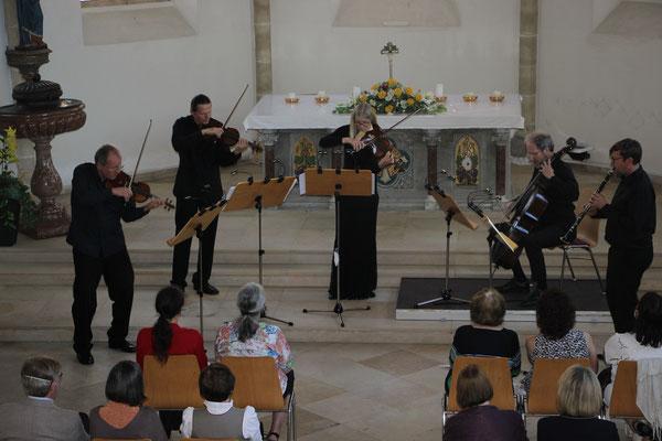 Haydn Quartett Eisenstadt und Markus Springer