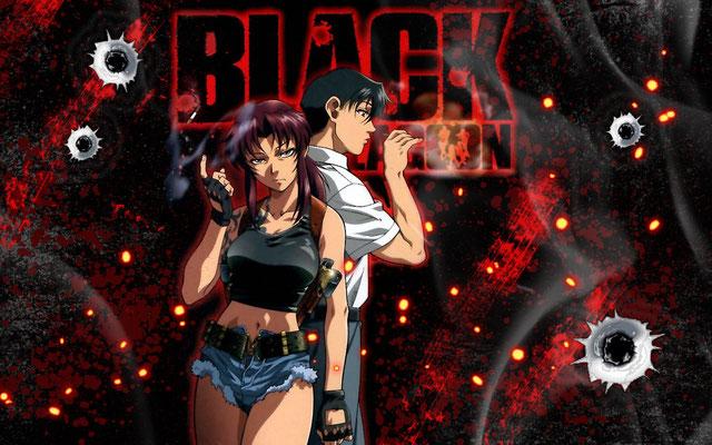 Black Lagoon (24 ép) / DVD