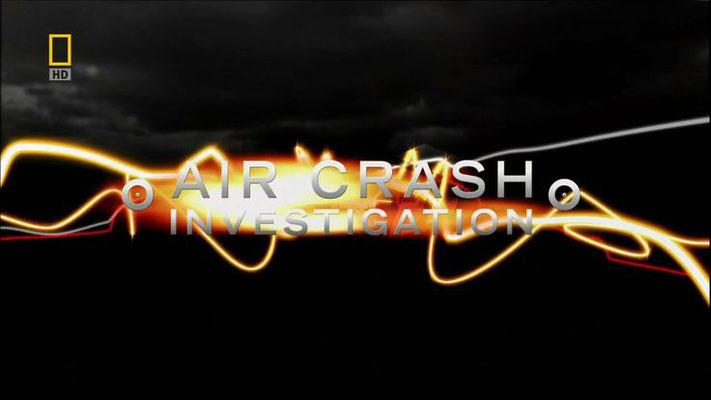 Air Crash (5 ép.) / National Geographic