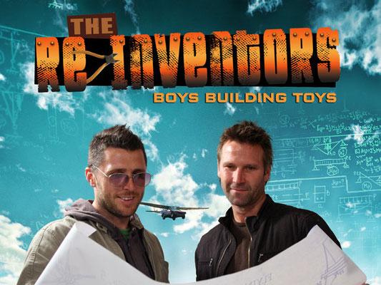 Les réinventeurs (2 ép.) / Discovery