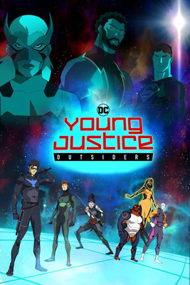 Young Justice Outsiders (10 ép) / Toonami