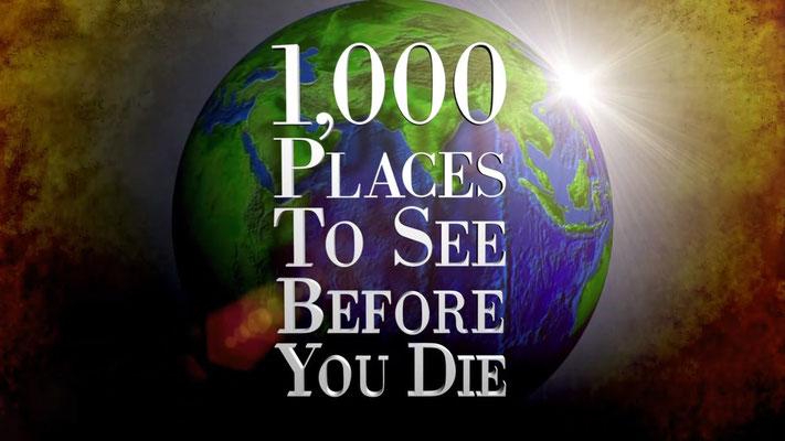 1000 lieux à voir avant de mourir (3 ép.) / Discovery