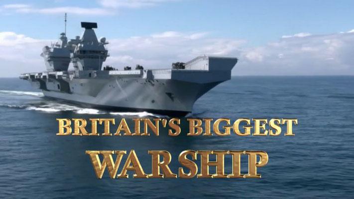 Le plus grand porte-avions d'Europe (1 ép) / Planète+