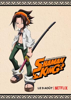 Shaman King (9 ép) / Netflix