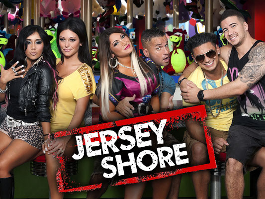 Bienvenue à Jersey Shore / MTV