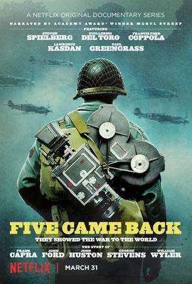 5 hommes et une guerre (1 ép.) / Netflix