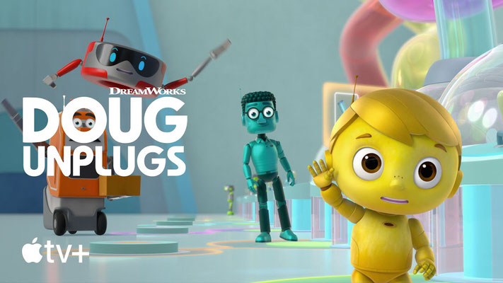 Doug, le robot curieux (6 ép) / Apple TV+
