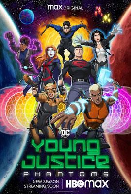 Young Justice Phantoms (13 ép) / Toonami