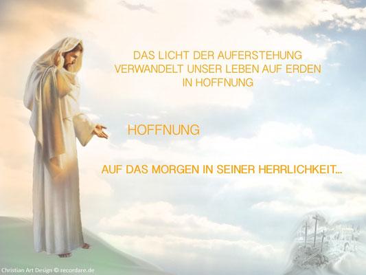 Licht der Hoffnung
