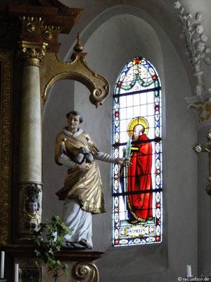 Statue des Hl. Stephanus