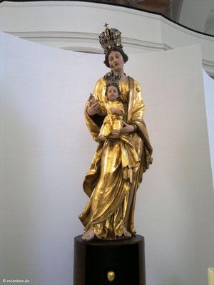 Marienfigur um 1720