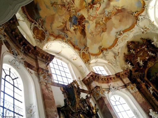 Rokokokunst, Kloster Benediktbeuern