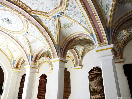 Kirchenvorraum
