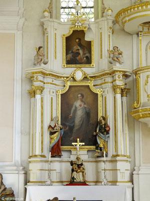 Herz-Mariä Altar