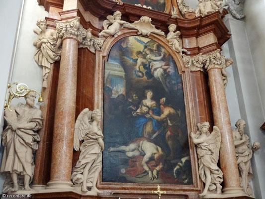 Martyrium Johannes d. Täufers