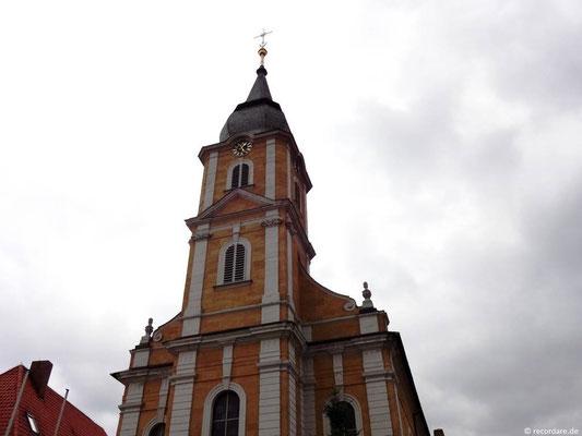 Stadtpfarrkirche Außenansicht