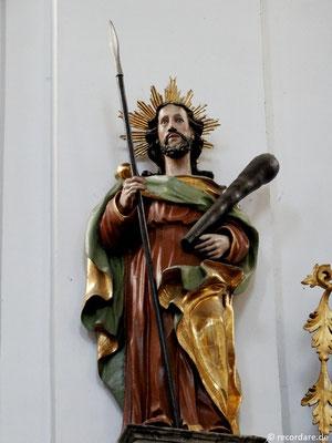 Apostelfigur Judas Thaddäus