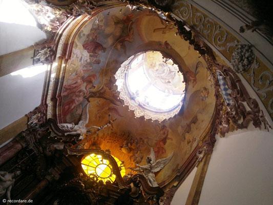 Lichtkuppel Johann-Nepomuk Kapelle