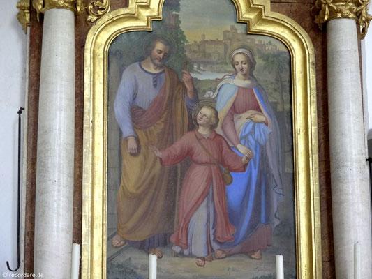 Gemälde Hl. Familie