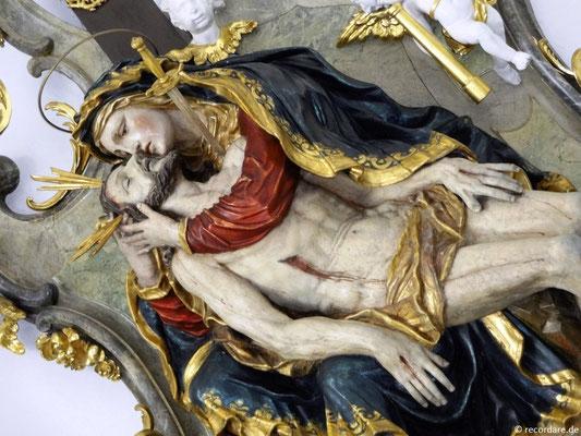 Pieta Schmerzhafte Kapelle von 1700