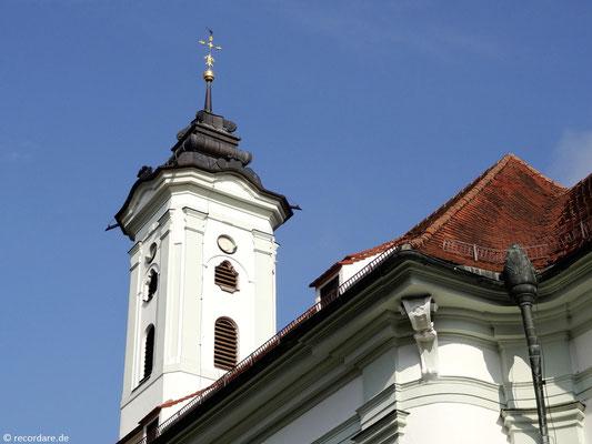 Blick zum Turm