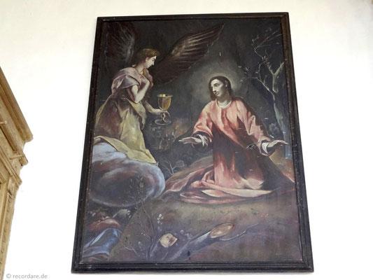 """Gemälde """"Jesus im Garten Gethsemane"""""""