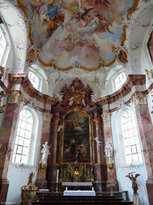 Anastasiakapelle, Kloster Benediktbeuern