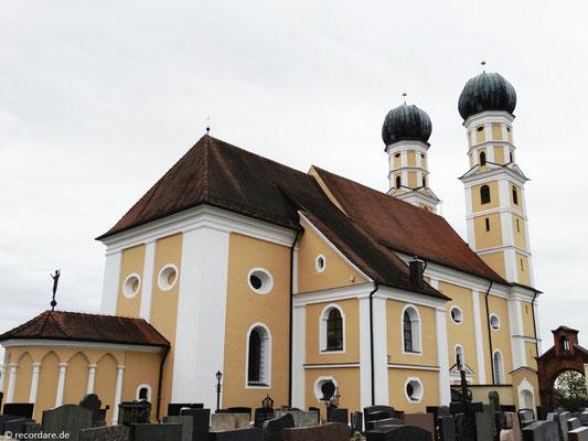 Wallfahrtskirche Gartlberg
