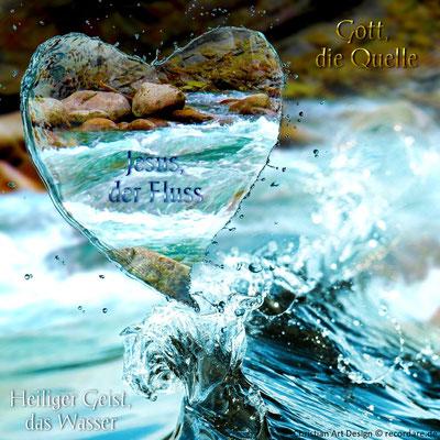 Wasser der Dreifaltigkeit