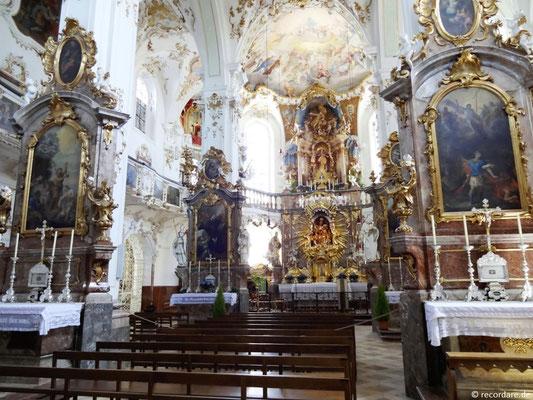 Wallfahrts- und Klosterkirche Andechs