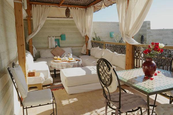 Ferienhaus Riad LakLak la Tradition Marrakesch 4
