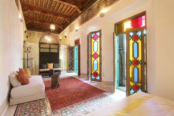 Ferienhaus Riad LakLak la Tradition Marrakesch 2