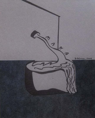 Maná. Hervás, 2002. Propiedad de Antonio Gómez.
