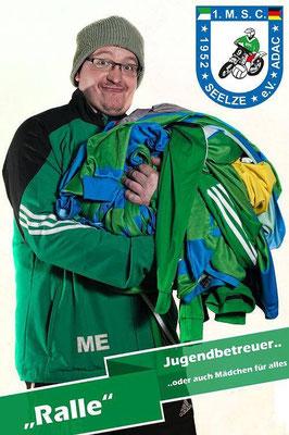 """""""Ralle"""" Jugendbetreuer"""