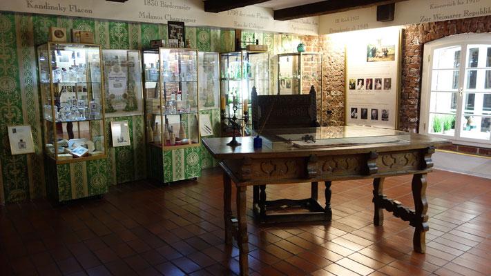 La scrivania originale di Signore Farina