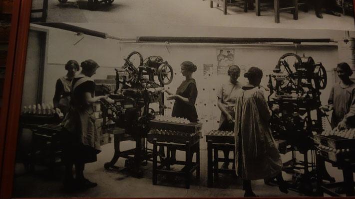 Anni 1920 la confezione era il compito delle donne