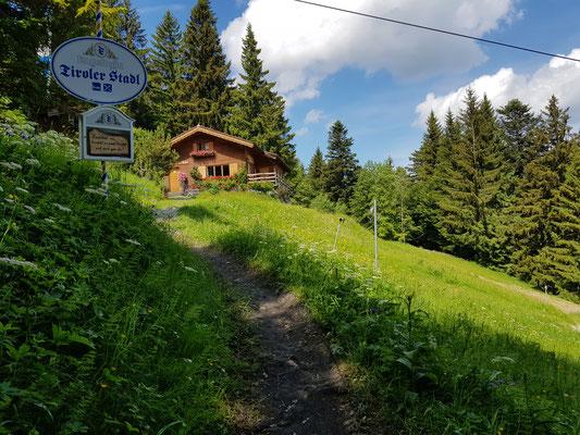 Tiroler Stadel