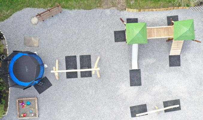Spielplatz Camping Pfronten
