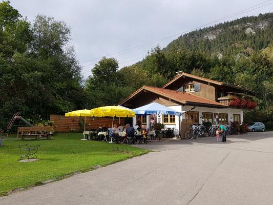 Campingstube