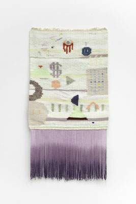 Arna Óttarsdóttir, Weird Blanket, 2010, courtesy the artist and i8 Gallery Reykjavik, photo: Moritz Hirsch