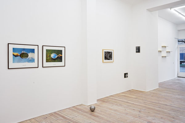 "installation view of ""Notions of Time"", courtesy of Safn Berlin"