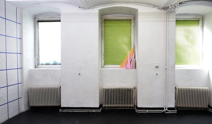 installation view © 2020 in-conversation-with, photo: Bárbara Palomino Ruiz