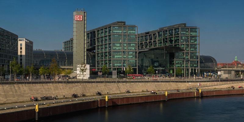 Berlin. Hauptbahnhof.