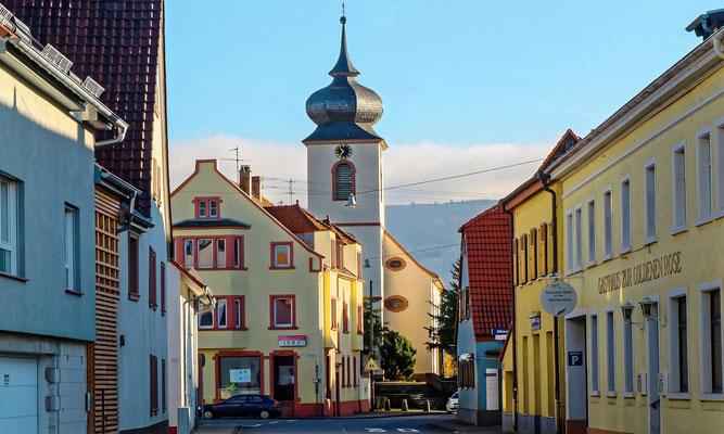 Ev. Peterskirche, Kirchheim.