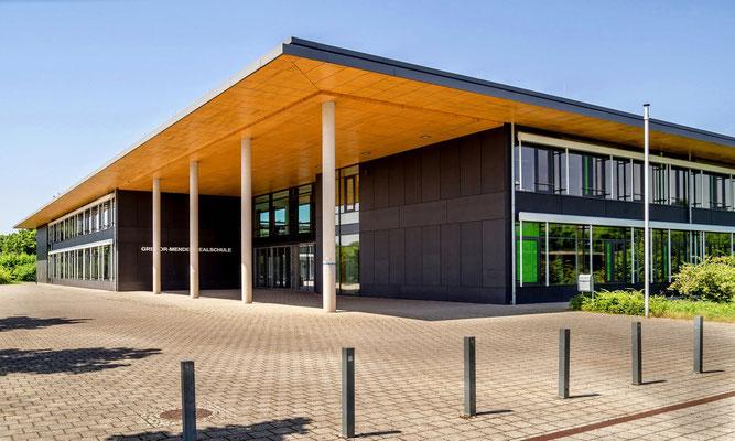 Gregor-Mendel-Realschule, Kirchheim.