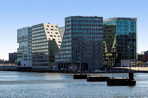Amsterdam. Ij-Dock.