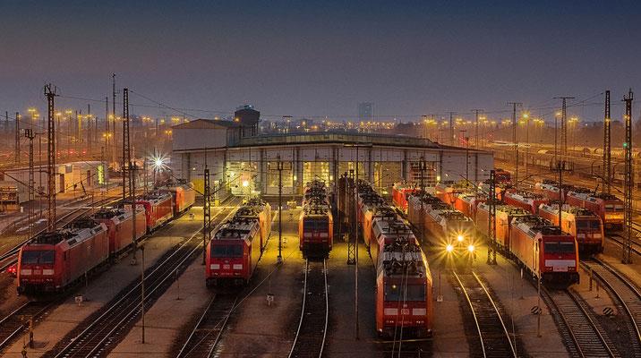 Mannheim - Lokfeld Ost