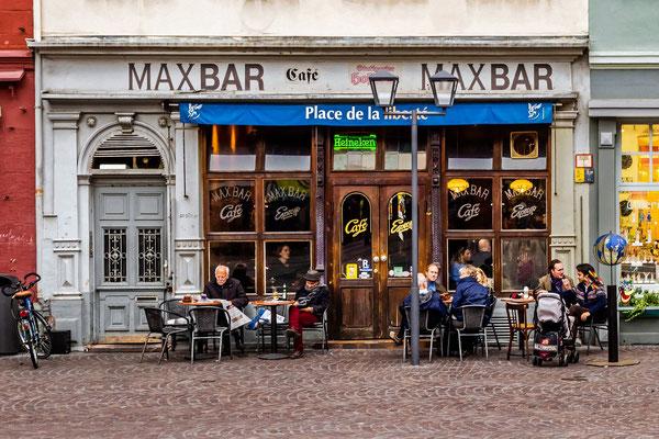 Max-Bar am Marktplatz.